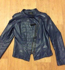 Кожаная куртка (торг)