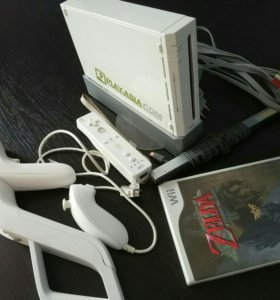 Продам игровую консоль Nintendo Wii