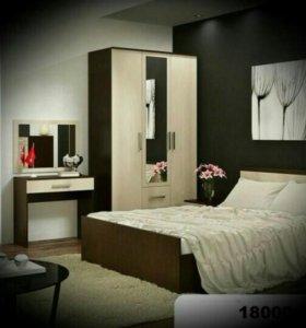 Спальня Фиеста фор