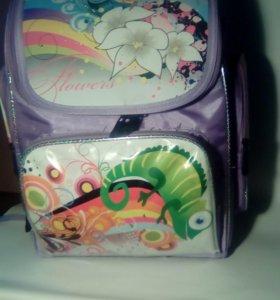 Рюкзак школьный новый для девочек