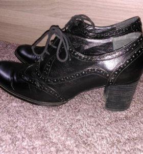 туфли на весну-осень 36 размер
