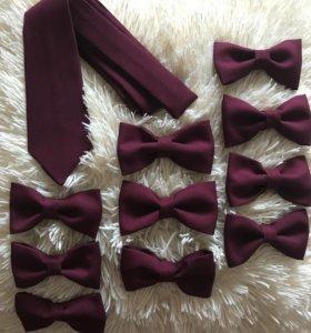 Изготовление классических и галстуков бабочек