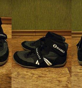 """Ботинки для становой тяги """"SABO. Deadlift"""""""