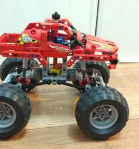 Lego Technic 42005 Монстрогрузовик