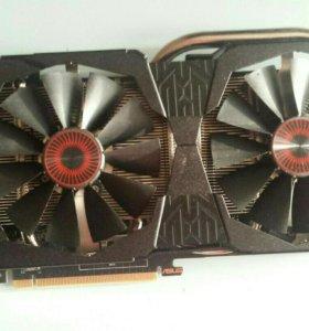 Geforce Asus Strix GTX 970 OC 4 GB