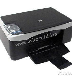 Принтер + Сканер + Копир с гарантией