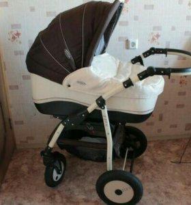 Детская коляска 3 в 1 Verdy Zipy