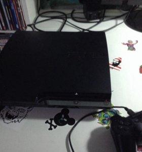 PlayStation 3 500gb + 3игры
