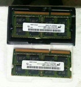 4GB, DDR3, DDR3L SO-DIMM, ОЗУ
