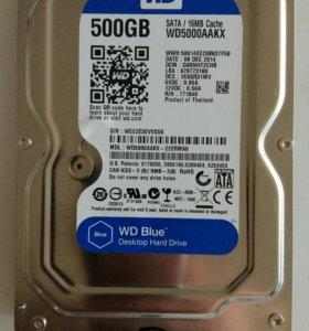 """HDD 3,5"""" 500GB sata"""