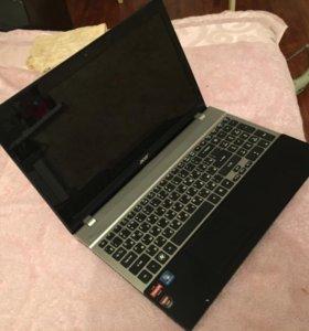 Игровой ноутбук aser amd a10