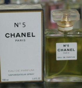 Chanel N5 шанель 5