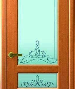 """Межкомнатная дверь """"Валентия"""""""