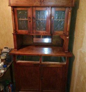 Сервант шкаф