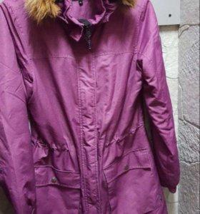 """Продам утеплённое пальто """"Skila"""""""