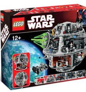 Лего Звезда смерти 10188 Lego