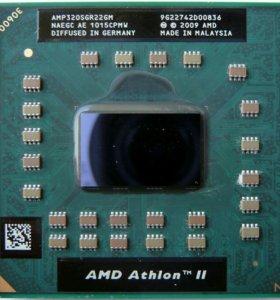Процессор для ноутбука AMD Athlon II P320 2.1GHz D