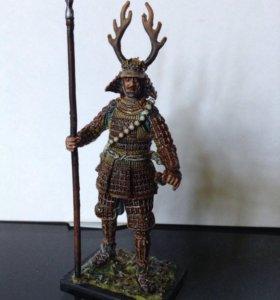 Оловянные солдатики, оловянная миниатюра.