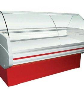 холодильная витрина ДВИНА 1.8 метра. Б/у