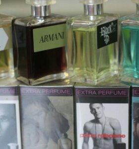 Armani.paco rabbane black xs