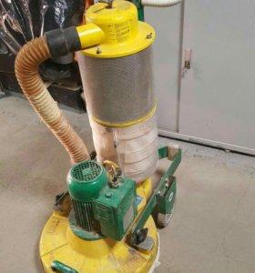 Трехдисковая шлифовальная машина Lagler TRIO