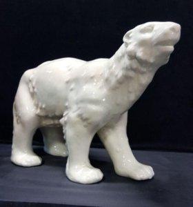 Мейсен. Белый медведь