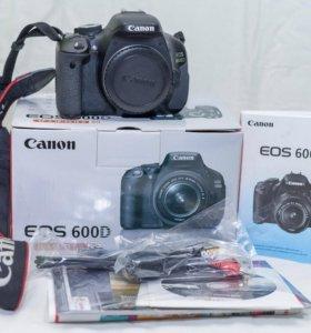 Canon 600d kit 18-55mm