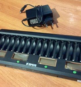 Зарядное устройство Tensai TI-1600L USB 16 шт АА