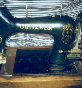 Швейная машина стариная