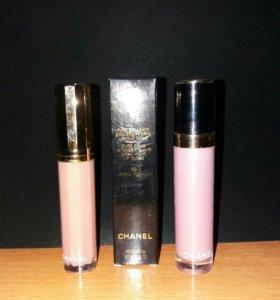 Блеск для губ от Шанель с эффектом 3д