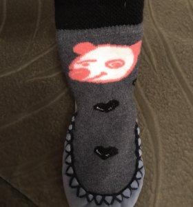 Детские носочки тапочки