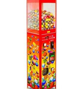 Реклама на автоматах