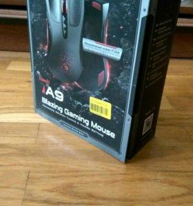 Игровая мышка A4tech Bloody A9 Blazing Gaming Mous