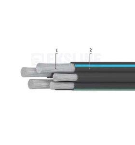 Кабель СИП-4 2х16 Standart