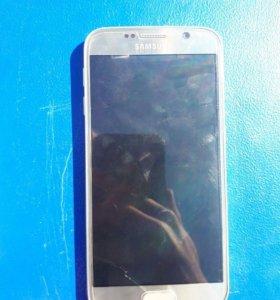 Samsung Galaxy S6 + чехлы