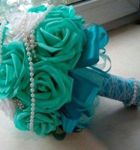 Свадебные букеты-дублеры для невест