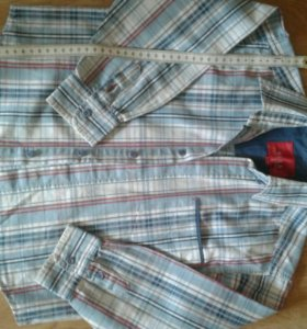 Рубашки на 5-7 лет