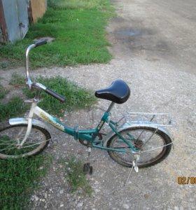 Велосипед сибиряк