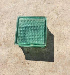 Стеклянный блок