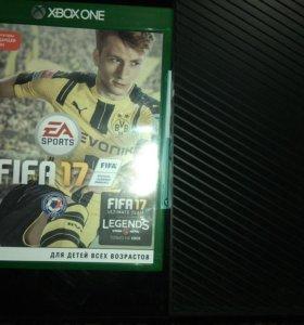 FIFA 17 XBOX ONE.