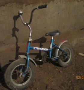 Велосипед кузя