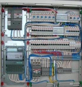 Монтаж электрики и слаботочных систем