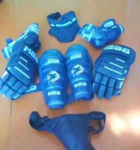 Защита хоккейная детская