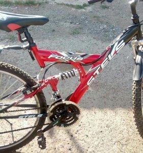 """Спортивный велосипед """"stels"""""""