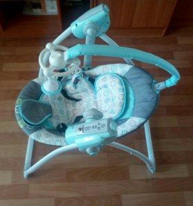 Электрокачалка для новорожденных