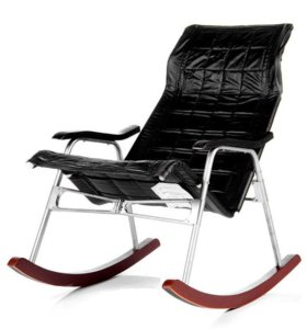 Складное кресло качалка