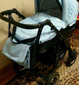 Детская коляска в хорошем состоянии 2 в 1