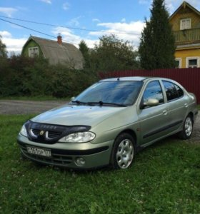 Renault megane 2003 mt