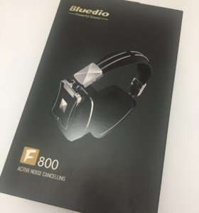 Bluetooth наушники bluedio f800