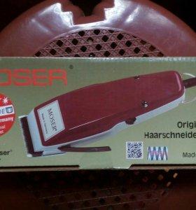 Новая. MOSER 1400 Профессиональная машинка Мозер.